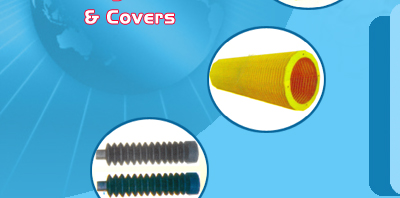 Rubber Bellows, Rubber Coated Fabric Bellows, Silicon Coated Fabric Bellows, Metal Cladded Bellows, Mumabi, India